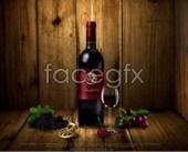 Super fine wine glass bottle your opener PSD