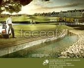 Beck meadows Villa design PSD