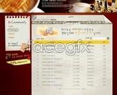 Boutique Cafe PSD