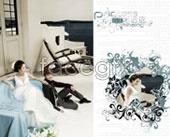 Wedding photography PSD design