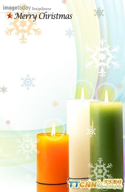 Christmas design PSD 2