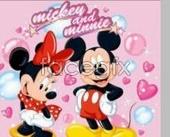 Pink Mickey PSD