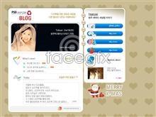 緍 yarn industry design website templates PSD