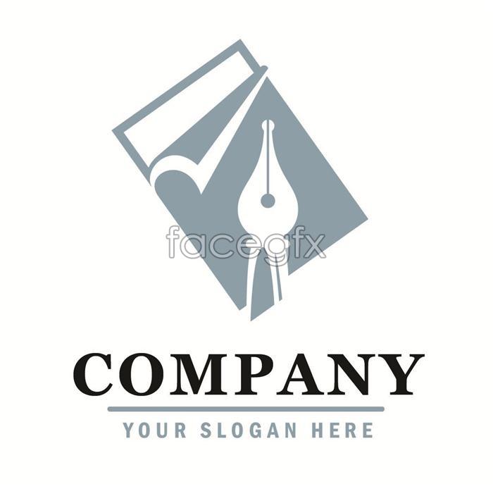 Variety of company LOGO  2 PSD