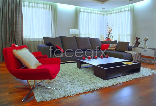Beautiful Home Interior 18 PSD