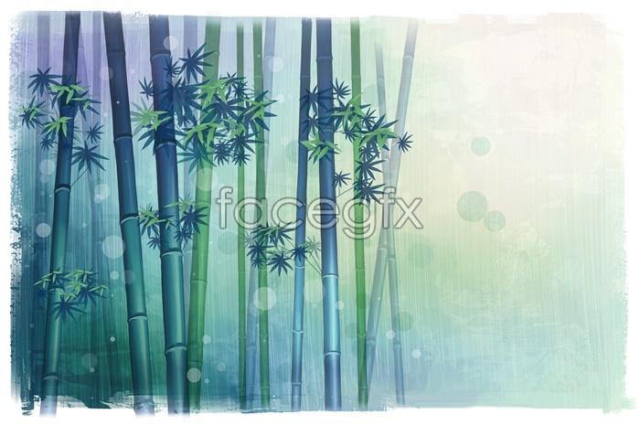 Bamboo bamboo bamboo bamboo PSD pictures