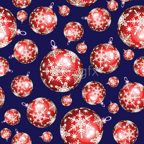Cute Christmas background PSD