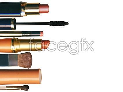 Makeup photo PSD