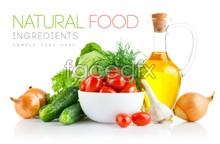 Vegetable HD pictures PSD