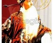 Zhao Dun opera roles orphan PSD