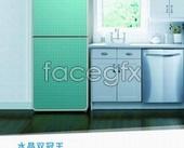 Xinfei refrigerator PSD brochure