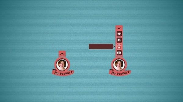 Home boot menu PSD