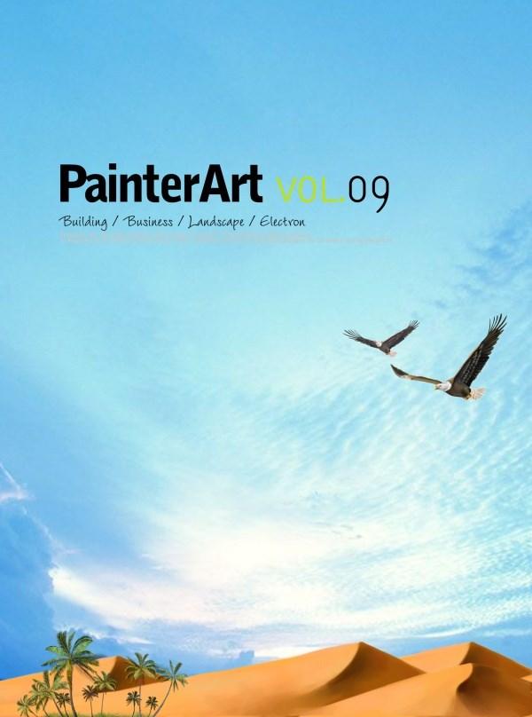 Soar through the sky mood of PSD design