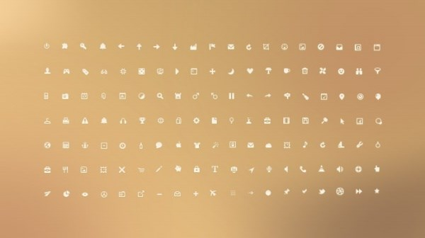 Small UI icon PSD