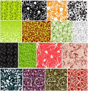Practical pattern vector background -2