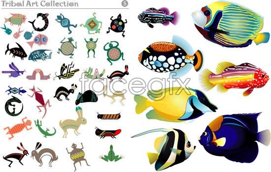 Animals vectors