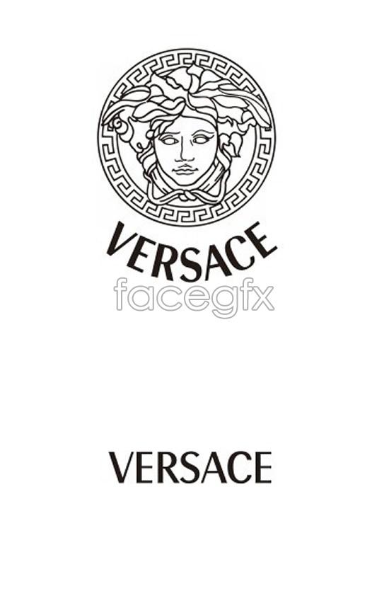 Versace LOGO vector