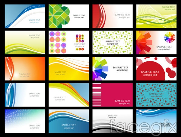 Gradient dynamics streamlines business cards vector free download gradient dynamics streamlines business cards vector reheart Gallery