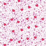 Valentines Day Romantic ornaments vector 02