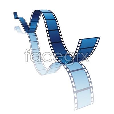 City film Vector