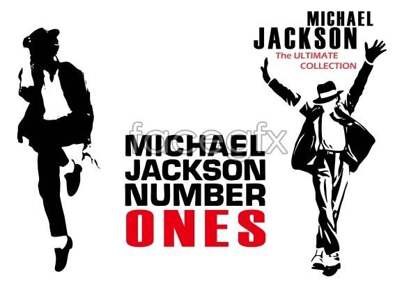 Mike. Jackson vector