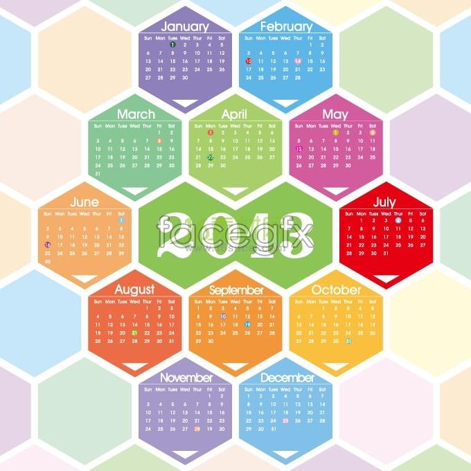 2013 creative calendars