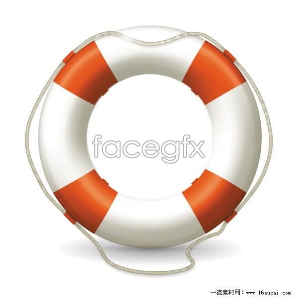 Navigation buoy HD-vector illustration